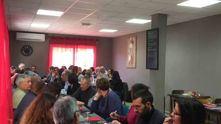 Retour sur le Business Lunch du 20/02 à Lambesc